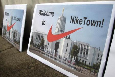 NikeTown, OR, USA